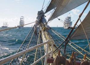 Tall Ships Race 2009