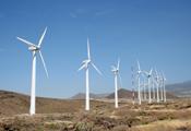 Tenerife Wind Farm