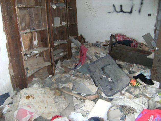 The Deserted Room