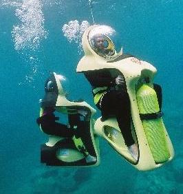 Tenerife Underwater Scooter