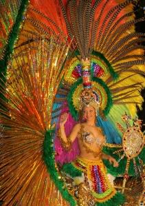 Tenerife Carnaval 2010