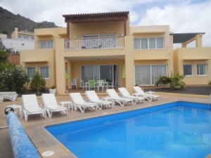 5 Bed Villa for sale Roque del Conde Tenerife